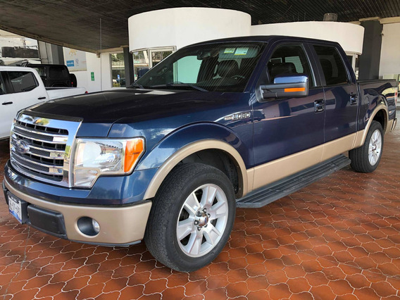 Ford Lobo Lariat Doble Cabina 4x2 Mt 2013
