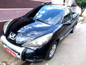 Peugeot Hoggar 1.4 X-line Flex 2p Mecânica 2011
