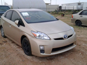Prius En Partes, Desarmo Y Otros Toyota