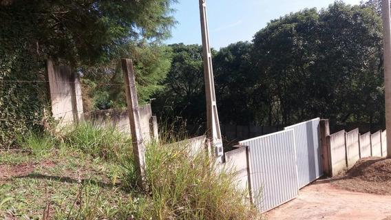 Chácara Em São Roque - Sp 2000m Murada - Portão - Energia
