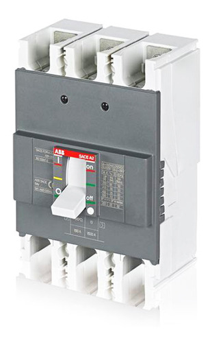 Interruptor Abb Formula Fijo 200a 3p Tmf 50ka A 240v