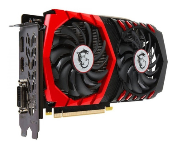Placa De Video Msi Geforce Gtx 1050 Gaming 2gb