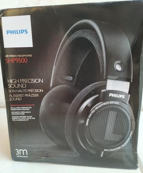 Fone De Ouvido Headset Philips Shp9500 Drivers 50mm