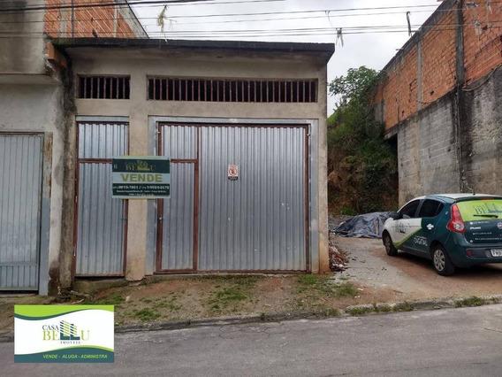 Terreno Residencial À Venda, Serpa, Caieiras. - Te0050