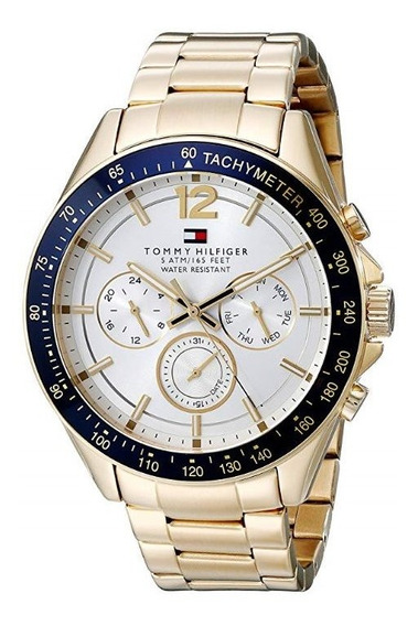 Reloj Tommy Hilfiger M. 1791121 Acero Inoxidable Hombre / J
