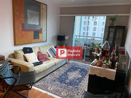 Apartamento À Venda, 87 M² Por R$ 445.000,00 - Jardim Da Campina - São Paulo/sp - Ap31088