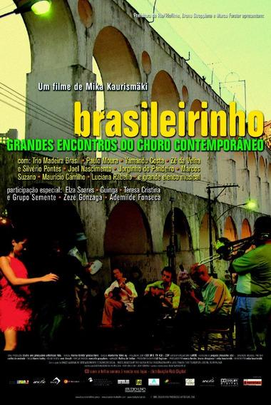Brasileirinho - Encontros Do Choro Contemporâneo (dvd)