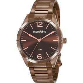 Relógio Mondaine Feminino Original Garantia Nfe 53757lpmvme3
