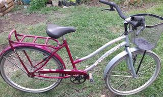 Bicicleta De Paseo Damas R-26