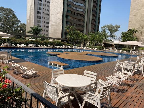 Clube Condomínio Com Apartamento 4 Suites. Portal Da Cidade.