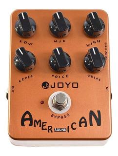 Pedal American Sound - Sonido Fender De Joyo