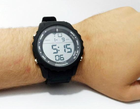 Relógio Masculino Digital Sport Atlantis Prova D