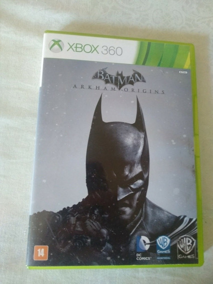 Batman Arkham Origins Xbox One/ 360
