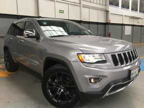 Jeep Grand Cherokee Limited Lujo 4x2 V8/5.7 Aut