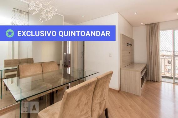 Apartamento No 6º Andar Com 2 Dormitórios E 1 Garagem - Id: 892963015 - 263015