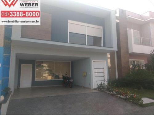 Sobrado 3 Suítes Condomínio Golden Park Residence Alpha Por R$800.000,00 - 1175