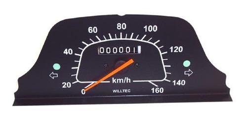 Imagem 1 de 3 de Velocímetro Toyota Bandeirante 03/1985 A 08/2001