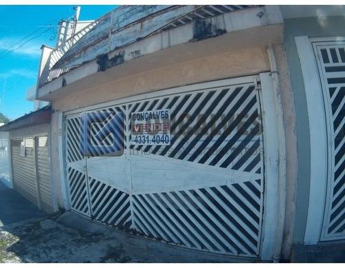 Venda Sobrado Sao Bernardo Do Campo Parque Seleta Ref: 12909 - 1033-1-129096
