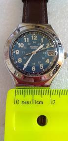 Pulseira Relógio Swatch Em Aço Inox 16mm