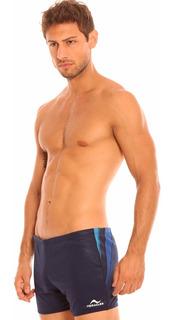 Boxer Short Malla Natacion Hombre Resistente Cloro Heracles