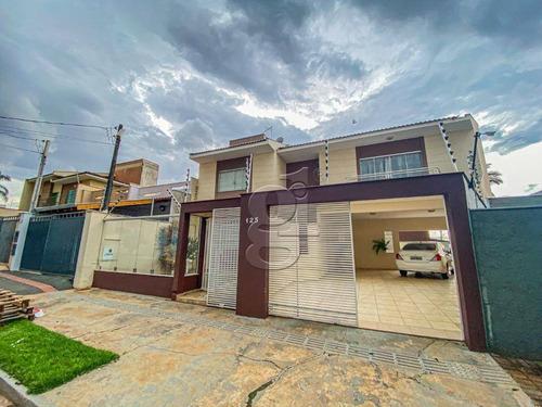 Imagem 1 de 16 de Sobrado À Venda, 320 M² Por R$ 780.000,00 - Jardim Santa Alice - Londrina/pr - So0281