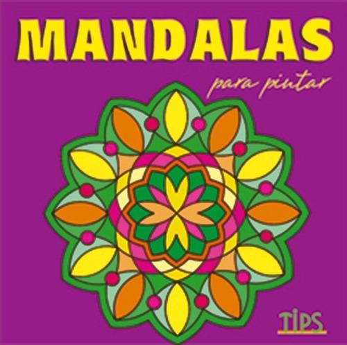 Mini Mandalas Violeta- Editorial Maya.