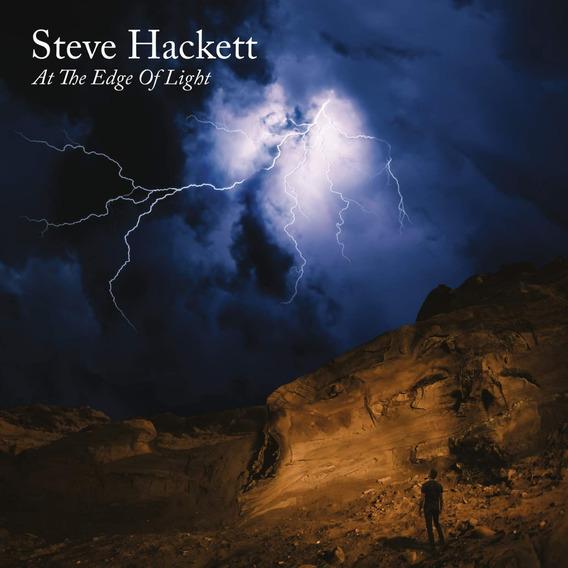 Steve Hackett At The Edge Of Light Cd + Dvd Nuevo Importado