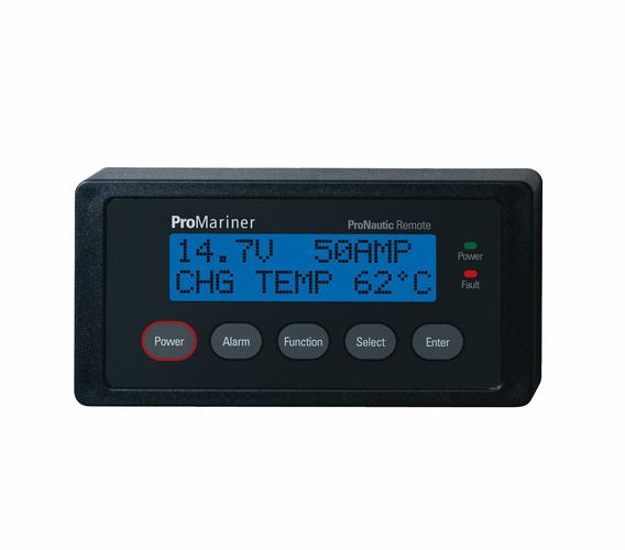 Display P/ Carregador De Bateria Pronautic Prm-63100