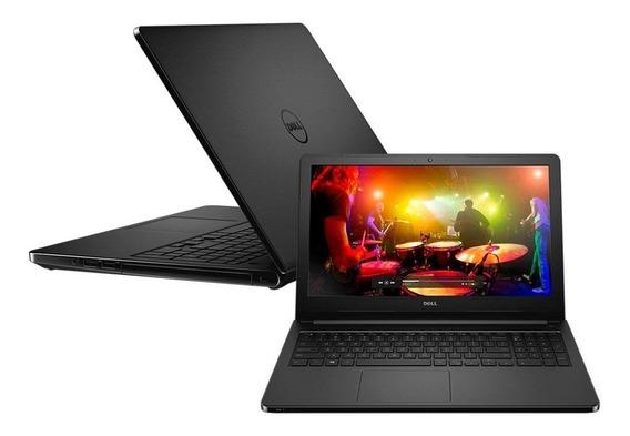Notebook Dell Inspiron I15-5566-d10p Intel Core I3 + 4gb 1tb