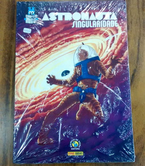 Revista Hq Astronauta Singularidade Nº Astronauta Singula