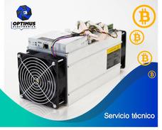 Servicio Tecnico Y Mantenimiento De Maquinas Minadoras Btc