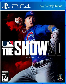 Juego Ps4 Digital The Show 20 (cta Principal)