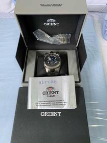 Relógio Orient Flytech Titânio