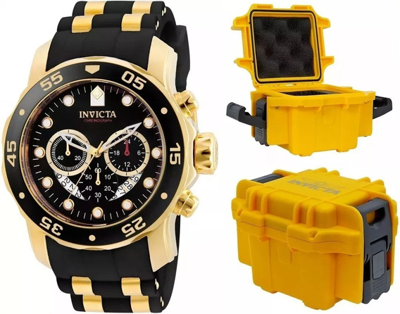 Relógio Invicta Pro Diver 21928 Original Banhado Maleta