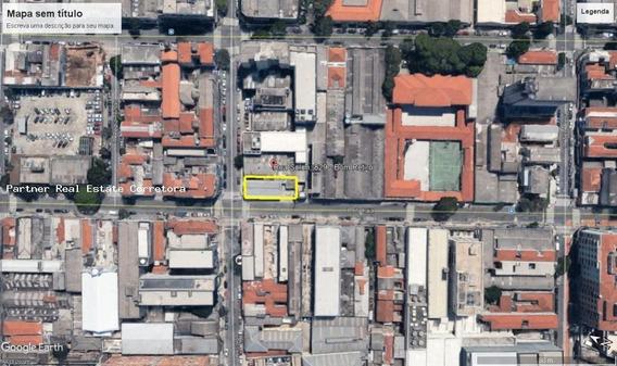 Terreno Para Locação Em São Paulo, Bom Retiro, 1 Banheiro, 20 Vagas - 2615