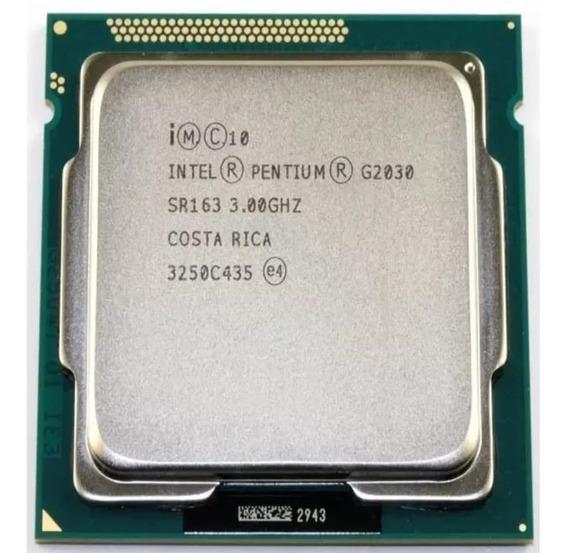 Processador 3.0ghz Intel Dual Core G2030 Soquete 1155