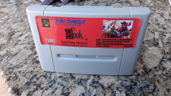 Hook Peter Pan Snes Super Nintendo Paralelo