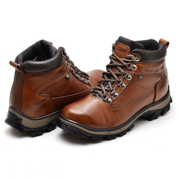 Botinha Sapato Sapatenis Social Casual De Couro Masculino