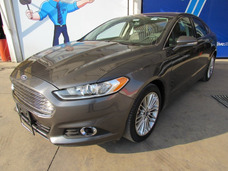 Ford Fusion Se Luxury 2015 (c2f)climatronic E/e B/a/l Cd R/a