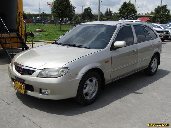 Mazda Allegro Ls Mt Aire Acondicionado