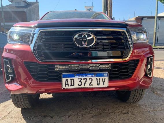 Toyota Hilux Srx 2.8 4x4 Manual 2019