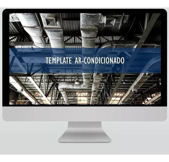 Template Ar-condicionado - Revit 2018 (promoção)