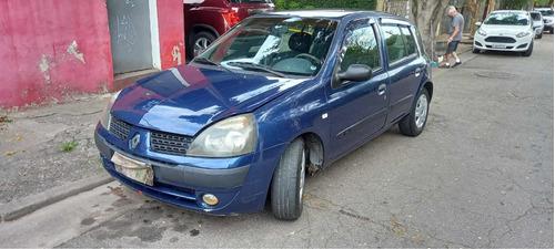 Imagem 1 de 11 de Renault Clio 2005 1.0 8v Authentique 5p