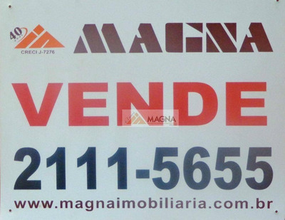 Terreno Comercial À Venda, Jardim Paulista, Ribeirão Preto. - Te0662