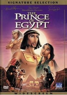 El Píncipe De Egipto - La Biblia - Animacion Dvd