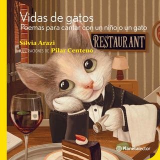 Vidas De Gatos De Silvia Arazi - Planetalector Argentina