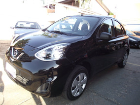 Nissan March 1.0 S 5p Completinho 2016