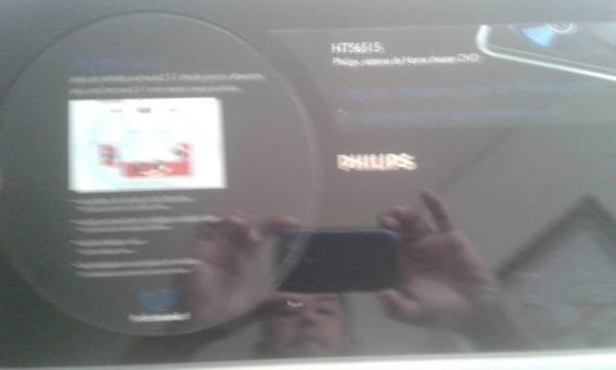 Sistema De Home Theater Con Dvd Philips.hts6515/55