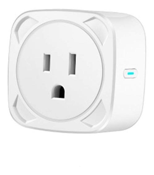 Enchufe Inteligente Wifi Compatible Con Alexa, Ifttt