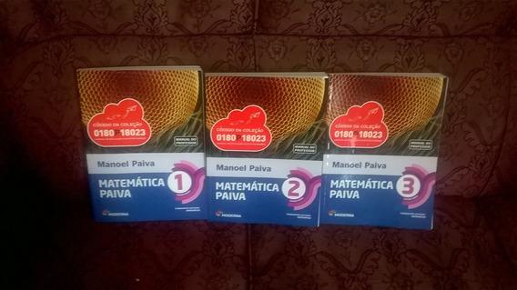 Coleção Matemática Paiva Do Professor Com Solução